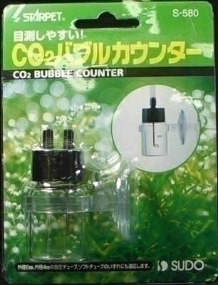 【スドー】CO2バブルカウンター S−580 ★ペット用品 ※お取り寄せ商品【RCP】【10P03Dec16】