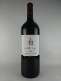 [2012] ポイヤック・ド・ラトゥール【1,500ml】 Pauillac de Latour MAG