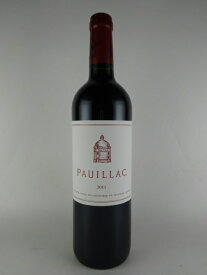 [2013] ポイヤック・ド・ラトゥール Pauillac de Latour
