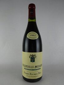 [1983] シャンボール・ミュジニー ピエール・ブレ Chambolle Musigny -Pierre Bouree-