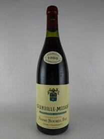 [1988] シャンボール・ミュジニー ピエール・ブレ Chambolle Musigny -Pierre Bouree-