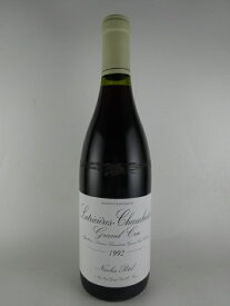[1992] ラトリシエール・シャンベルタン -ニコラ・ポテル- Latricieres Chambertin -Nicolas Potel-