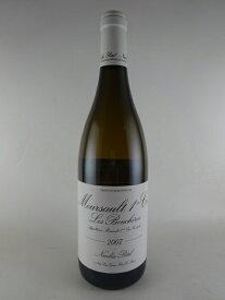 [2007] ムルソー プルミエ・クリュ ブシェール -ニコラ・ポテル- Meursault 1er Boucheres -Niscolas Potel-