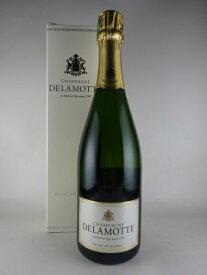 【箱入り】[NV] ドゥラモット ブラン・ド・ブラン Delamotte Blanc de Blancs