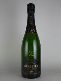 [2005] ドラピエ ブラン・ド・ブラン グラン・クリュ Drappier Blanc de Blancs Grand Cru