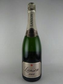 [2008] ランソン ゴールド・ラベル ブリュット ヴィンテージ Lanson Gold Label Brut Vintage