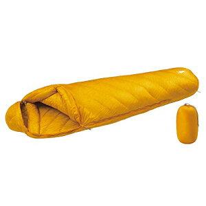 モンベル(mont-bell)寝袋 アルパインダウンハガー800#2 サンフラワー(SUF) R/ZIP #1121374