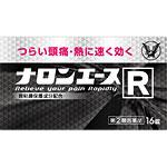 【指定第2類医薬品】★大正製薬ナロンエースR <16錠>