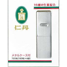 森下仁丹仁丹メタルケース付 <720粒入>