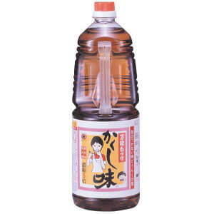東北醤油 キッコーヒメ万能白つゆ かくし味 <1800mL>