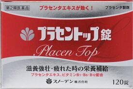 【第2類医薬品】スノーデンプラセントップ錠 <120錠>
