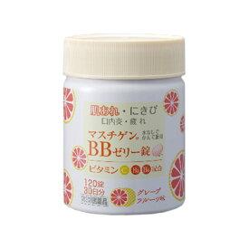 マスチゲン BBゼリー錠<30日分・120錠>【第3類医薬品】
