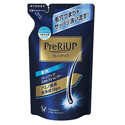 大正製薬プレリアップスカルプシャンプー(つめかえ用)<350mL>