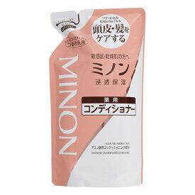 ミノン 薬用コンディショナー 詰替用 380mL 第一三共