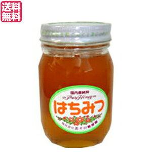 【ポイント最大4倍】はちみつ 蜂蜜 国産 五十川養蜂園 国産はちみつ 混花 500g 送料無料