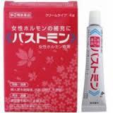 【第(2)類医薬品】 送料無料 ポスト便発送 女性ホルモンの補充に バストミン クリーム 4g