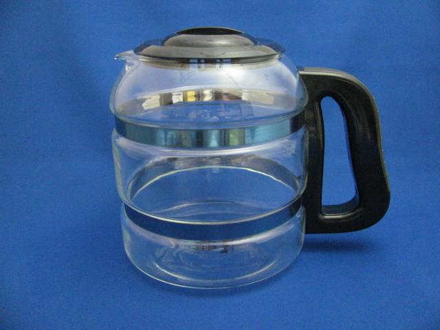 蒸留水器専用ガラス容器 紺 送料無料