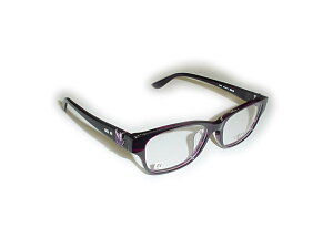 ☆ANNA SUI(アナスイ)☆60-0018-353□16-140セルフレーム メガネ超薄型非球面レンズ付
