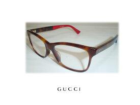 ★★GUCCI★★グッチ メガネ GG0162OA 55□17-140 ブラウン系超薄型非球面レンズ付
