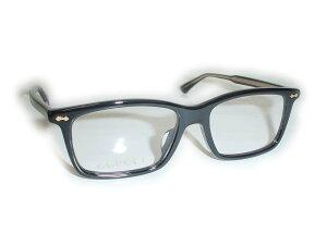 ★★GUCCI★★ GG0191OA 52□16-145 005 ブラック超薄型非球面レンズ付グッチ メガネ アジアンフィット