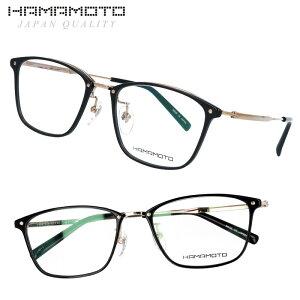 メガネ HAMAMOTO ht-331-c-4 送料無料 軽量 ハマモト331 グレークリア メンズ レディース めがね 日本製 鯖江japan