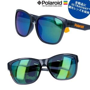 POLAROID ポラロイド PLD6077 kb75z ブラック 黒 ミラーサングラス 黄色 デザイン 偏光サングラス Polarized UltraSight 偏光 サングラス 度入り加工可能! 軽い ゴルフ バイク 釣り メンズ レディース 男