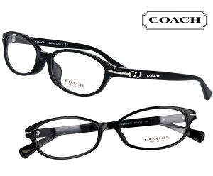 COACH コーチ hc6064d-5002 黒 ブラック おしゃれ かっこいい ロゴ ブランド眼鏡 ブランド 眼鏡 男性 女性 レディース プレゼントに最適 メガネフレーム