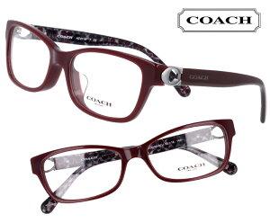 COACH コーチ hc6119f-5509 オックスブラッド 暗い赤 濃い赤 おしゃれ ロゴ ブランド眼鏡 ブランド 眼鏡 男性 女性 レディース プレゼントに最適 メガネフレーム