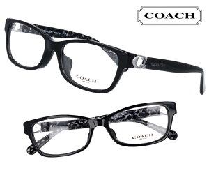 COACH コーチ hc6119f-5510 ブラック 黒 おしゃれ ロゴ ブランド眼鏡 ブランド 眼鏡 男性 女性 レディース プレゼントに最適 メガネフレーム