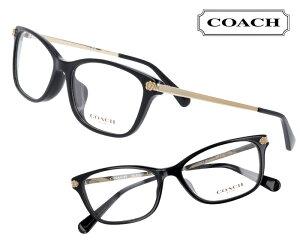 COACH コーチ hc6142f-5002 ブラック 黒 お花モチーフ おしゃれ かわいい ロゴ ブランド眼鏡 ブランド 眼鏡 女性 レディース プレゼントに最適 メガネフレーム
