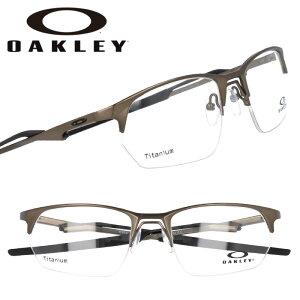 OAKLEY オークリー ox8111 0853 CROSSLINK クロスリンク スチール 眼鏡 メガネ フレーム メンズ 男性 スポーツ お洒落 かっこいい プレゼント 送料無料 伊達メガネ oakley