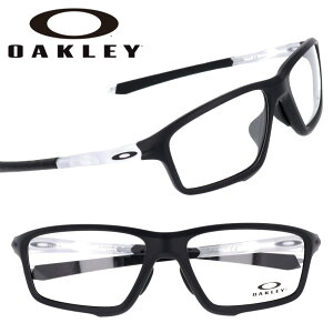 OAKLEY オークリー ox8080 0358 A CROSSLINK ZERO クロスリンクゼロ マットブラック 黒 眼鏡 メガネ フレーム プラスチック メンズ 男性用 スポーツ 軽量 フィット感