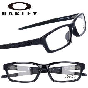 OAKLEY オークリー ox8171 0157 TRAJECTORY トラジェクトリー サテンブラック 黒 眼鏡 メガネ フレーム メンズ 男性 軽量 スポーツ お洒落 かっこいい プレゼント 送料無料 伊達メガネ oakley