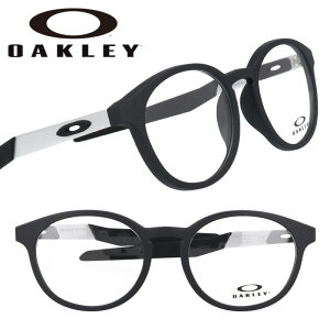 OAKLEY オークリー oy8014a 0251 ROUND OUT A ラウンドアウト マットブラック 黒 眼鏡 メガネ フレーム メンズ 男性用 スポーツ シンプル お洒落 トレンディー 伊達メガネ oakley 送料無料