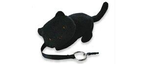 アニマルクリーナー I-103 クロネコ 猫 動物 眼鏡拭き めがね拭き メガネ拭き おすすめ メガネクロス かわいい クリーニングクロス スマホ 液晶拭き プレゼント ギフト