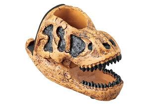 デスクキーパー ティラノサウルス 化石 SR-4083 眼鏡スタンド 恐竜 メガネスタンド めがねスタンド メガネスタンド かわいい メガネスタンド おしゃれ メガネスタンド おもしろ