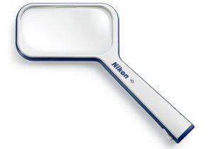 ニコンルーペSシリーズ S1-4D ブルールーペ ルーペ携帯 ルーペ 拡大 鏡 プレゼント おすすめ ギフト