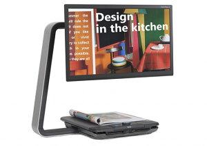 クリアビューC HD 22 拡大 読書器ルーペ ルーペ携帯 ルーペ 拡大 鏡 プレゼント おすすめ ギフト