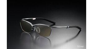G-SQUARE ジースクエア ゲーミンググラス カジュアル ブラウン 度無し フルリム シルバー PCメガネ ブルーライトカット pcめがね pc眼鏡 伊達メガネ 紫外線カット 青色光カット パソコンメガネ