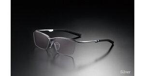G-SQUARE ジースクエア ゲーミンググラス カジュアル ワインレッド 度無し ナイロール シルバー PCメガネ ブルーライトカット pcめがね pc眼鏡 伊達メガネ 紫外線カット 青色光カット パソコン