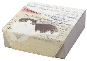 2本収納 複数 MAN コレクションケース -2 098411 マンハッタナーズ メガネケース サングラスケース おしゃれ かわいい 猫 猫好き ネコ 眼鏡ケース レディース メンズ 女性 男性 子供 プレゼント