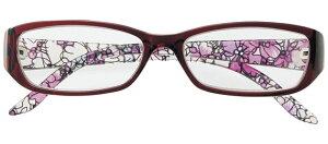 ライブラリー コンパクト 4180 +3.00 老眼鏡 おしゃれ メンズ レディース コンパクト スリム 携帯用 かっこいい かわいい 折り畳み