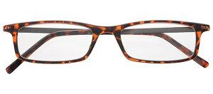 ライブラリー コンパクト 5627 ブラウンデミ +3.50 老眼鏡 おしゃれ メンズ レディース コンパクト スリム 携帯用 かっこいい かわいい 折り畳み