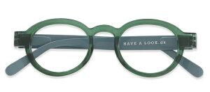 HAL CIRCLE-TWIST GREEN/LIGHTBLUE +1.50 老眼鏡 おしゃれ メンズ レディース コンパクト スリム 携帯用 かっこいい かわいい 折り畳み シニアグラス