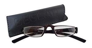 ビグラッド BGL-1002 BK +2.00 老眼鏡 おしゃれ メンズ レディース コンパクト スリム 携帯用 かっこいい かわいい 折り畳み シニアグラス