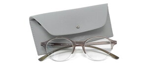 ビグラッド BE-1022 GY +1.00 老眼鏡 おしゃれ メンズ レディース コンパクト スリム 携帯用 かっこいい かわいい 折り畳み シニアグラス