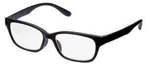 コスタード COSTADO LT-P012 BKM +3.00ブルーライトカット 老眼鏡 おしゃれ メンズ レディース コンパクト スリム 携帯用 かっこいい かわいい 折り畳み シニアグラス