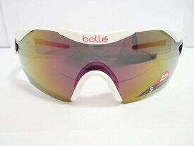 bolle(ボレー) サングラス 12057 6thSENSE-S ShinyWhite ミラー 【限定品 ジロ・デ・イタリアモデル】 UVカット