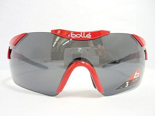 bolle(ボレー) サングラス 6thSenseS(シックスセンス) 11914 col.ShinyRed 紫外線カット UVカット 保護眼鏡 保護メガネ ロードバイク サイクリング アスリート