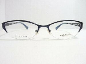 COACH(コーチ)メガネ HC 5060TD col.9153 (SatinNavy) 53mm 国内正規品 保証書付